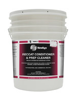 SSS NewAge Recoat Conditioner & Prep Cleaner, 5 gal., 1 pail