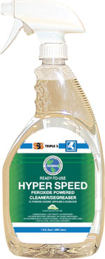 SSS Hyperspeed Hydrogen Peroxide Concentrate, 4/1 Gal.