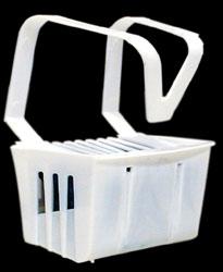 Sss Toilet Bowl Rim Hgr W Cleaner Block Apl