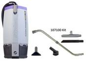 ProTeam® SuperCoach Pro 10 Vac W/Ki