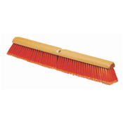 "SSS 18"" Push Broom, Fine Bristles"