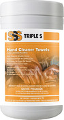 """SSS Hand Cleaner Towels, 9.5""""x12"""""""
