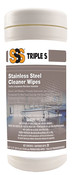 SSS Stainless Steel Wipes,9.75x10.5