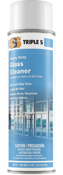 SSS H.D. Glass Cleaner,19 oz.,12/cs