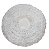 SSS Carpet Cleaning Disc/Pads, Whte