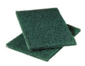 SSS #86 Hand Floor Pad Green HD Sco