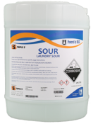 SSS-UNX Laundry Sour, 1/5 Gal.