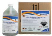 SSS-UNX Dish Machine Detergent,4/1g